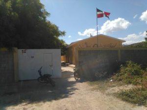 , En Salinas denuncian camino de acceso escuela Hato Nuevo constituye un peligro para estudiantes.
