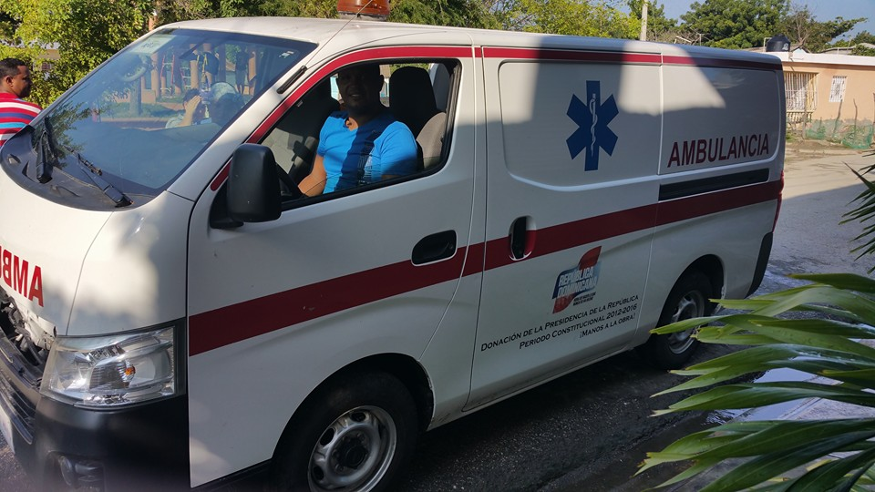 , Acuerdo intermunicipal pone en funcionamiento ambulancia.