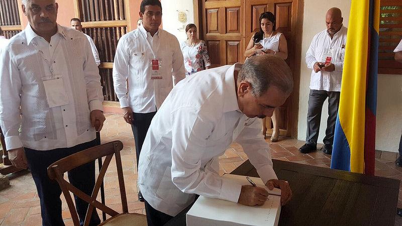 , Danilo Medina: Nos unimos a la enorme alegría por triunfo de la paz y la convivencia