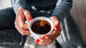 , La Mañana no es la mejor hora para tomar Café.