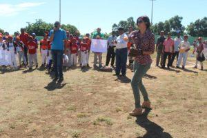 , Consorcio Azucarero Central Recibe reconocimientos de ligas deportivas de Barahona.