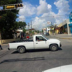, Denuncia semáforos apagados crean caos en intersecciones viales en Barahona.