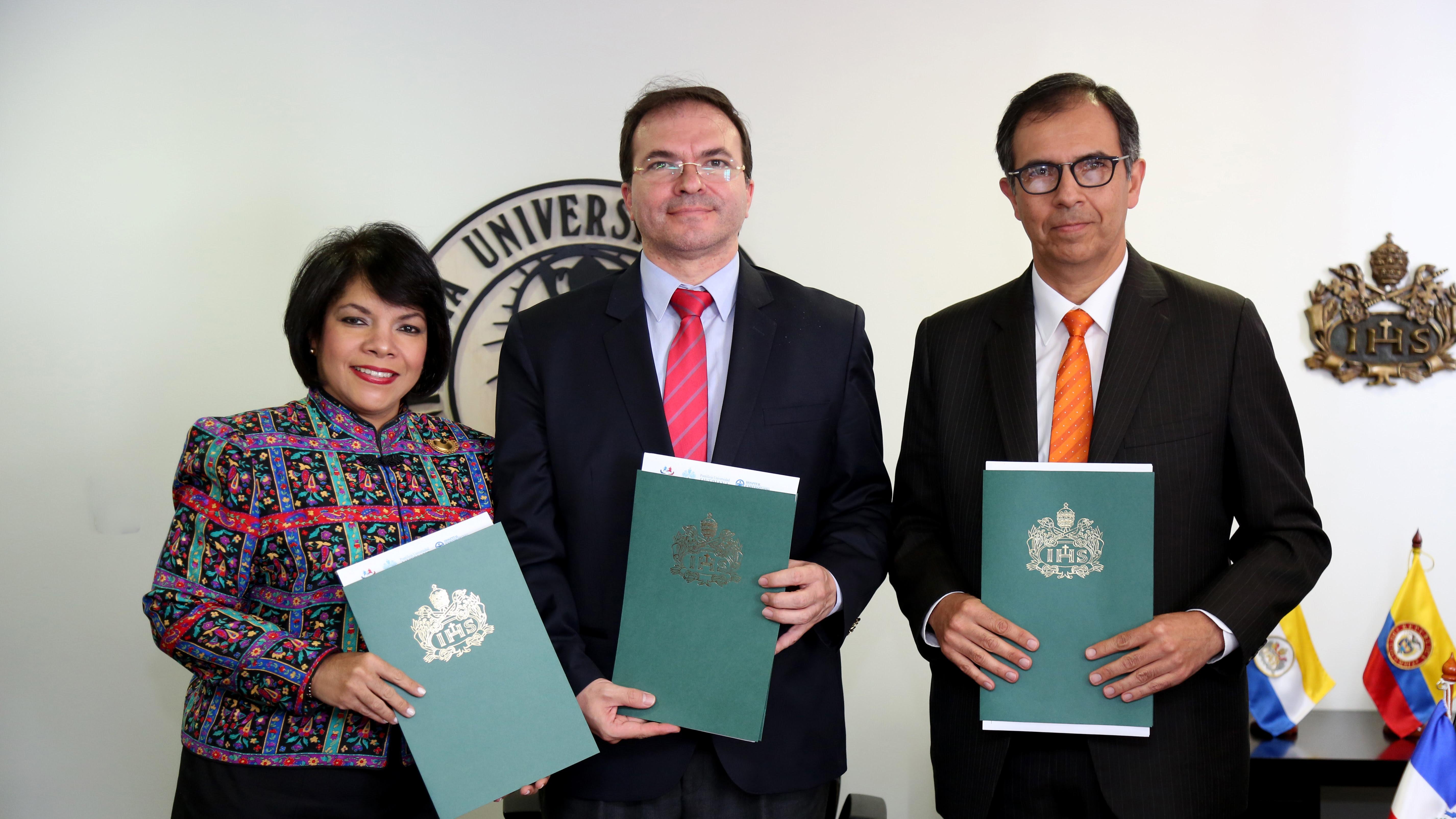 , Despacho Primera Dama firma acuerdo en Colombia para laboratorio de Tamiz Neonatal en RD