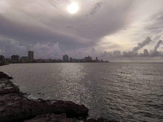 , MATTHEW rumbo a oriente de Cuba.