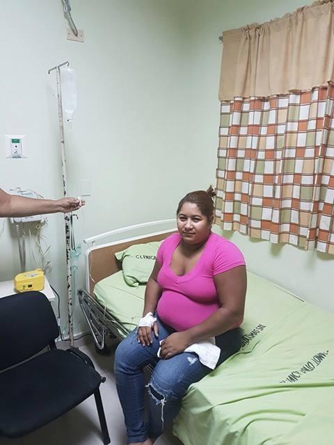, Vicealcaldesa de Salinas es recluida en centro de salud de Barahona.