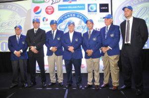 , Tigres del Licey presentan equipo para temporada 2016-2017
