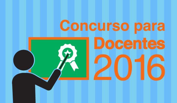 Educación, Ministerio de Educación anuncia inicia concurso de Oposición docente 2016
