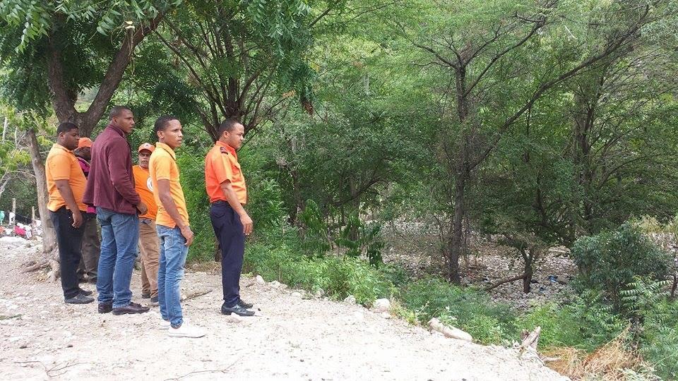 , Centro Prevención Mitigación y Respuestas supervisa zonas vulnerables en la provincia Bahoruco.