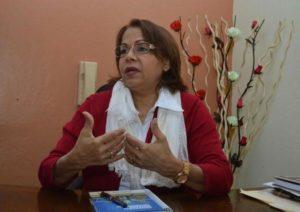 , Emma Polanco pide al Gobierno mirar hacia la UASD