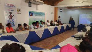 , Pla internacional celebra en Barahona el día de la Niña con encuentro de sensibilización.