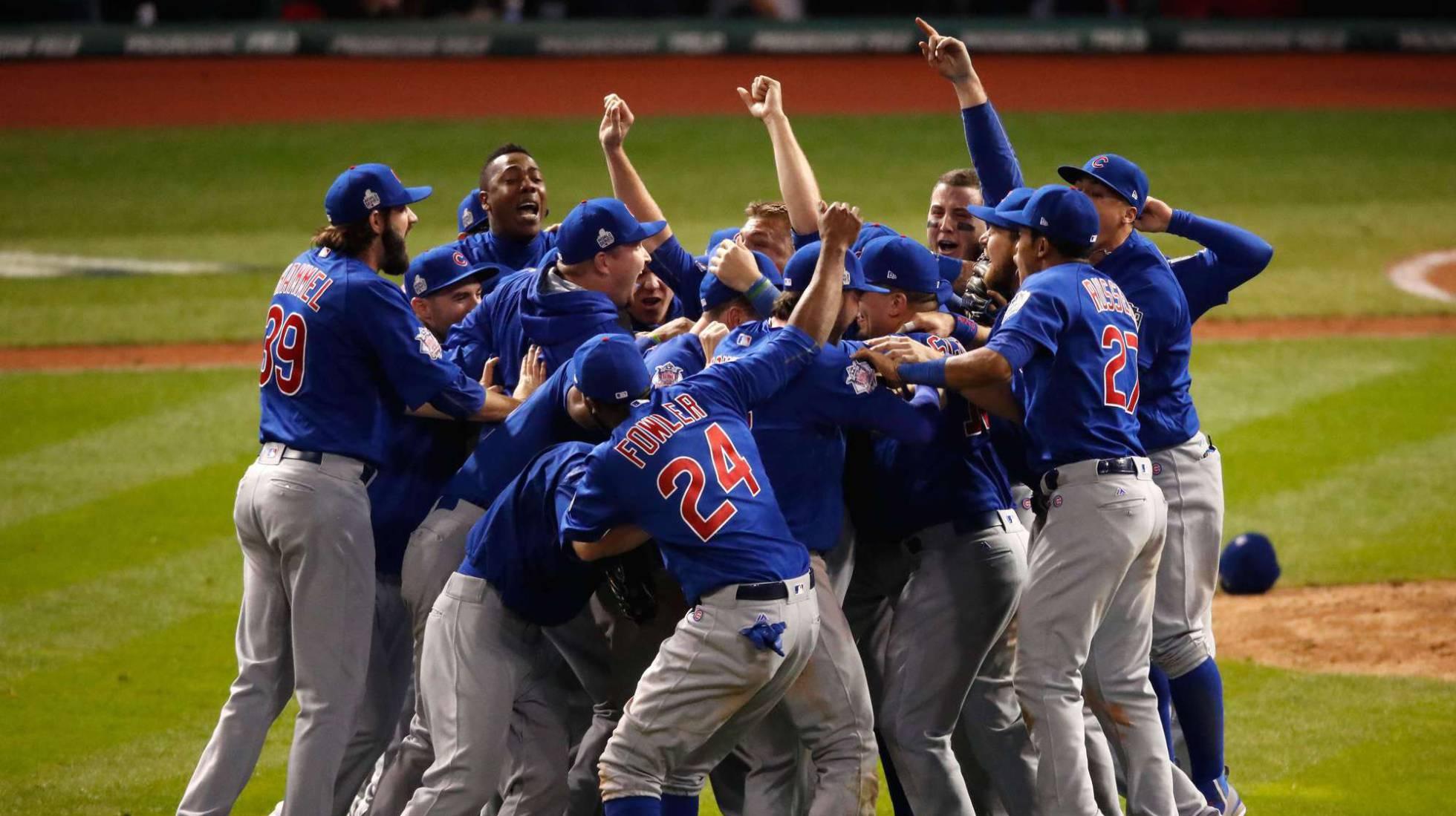 , Los Cubs se comen la cabra y se proclaman campeones.