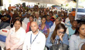 , EDESUR y CDEEE inician trabajos del Programa de Rehabilitación de Redes Eléctricas en Haina, en beneficio de más de 88 mil personas.