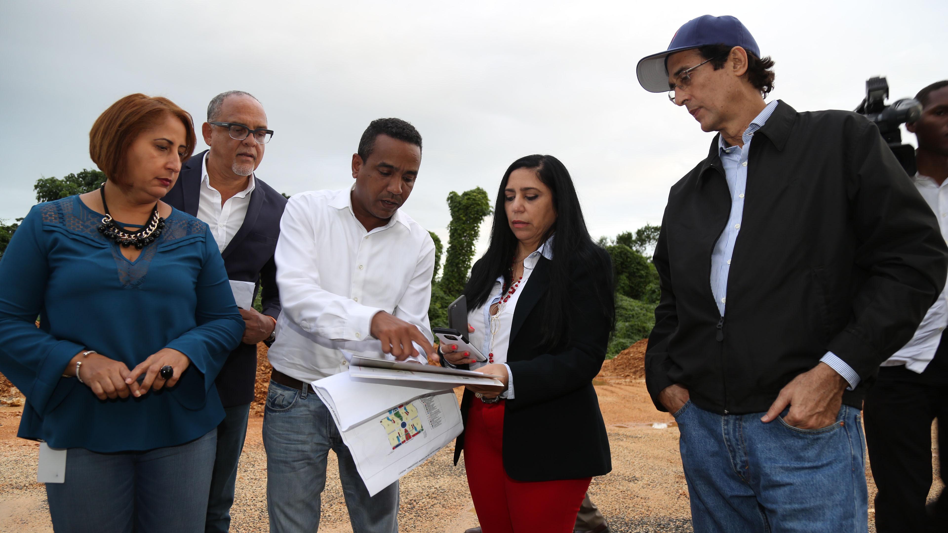 , Ciudad Juan Bosch planifica sus espacios deportivos y recreativos