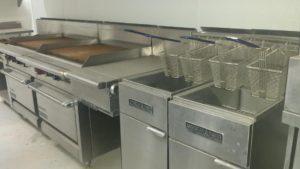 , Equipos de Cocina del comedor UASD Barahona se deterioran por falta de uso.