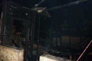 , Incendio destruye vivienda en Neyba.