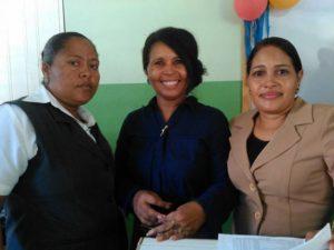 , Liceo Secundario de La Salinas recibe modernos equipos de laboratorio