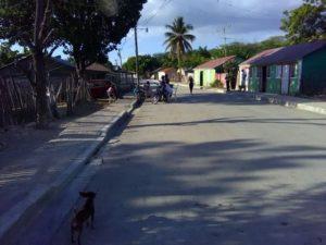 , En Angostura demandan instalación de  lámparas y bancos para área recreativa