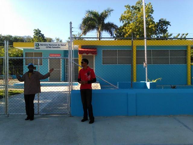 , Vicepresidencia entrega unidad e atención primaria en comunidad de los Saladillos de Salinas.