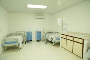 , Gobierno inaugura moderno hospital en Pedernales