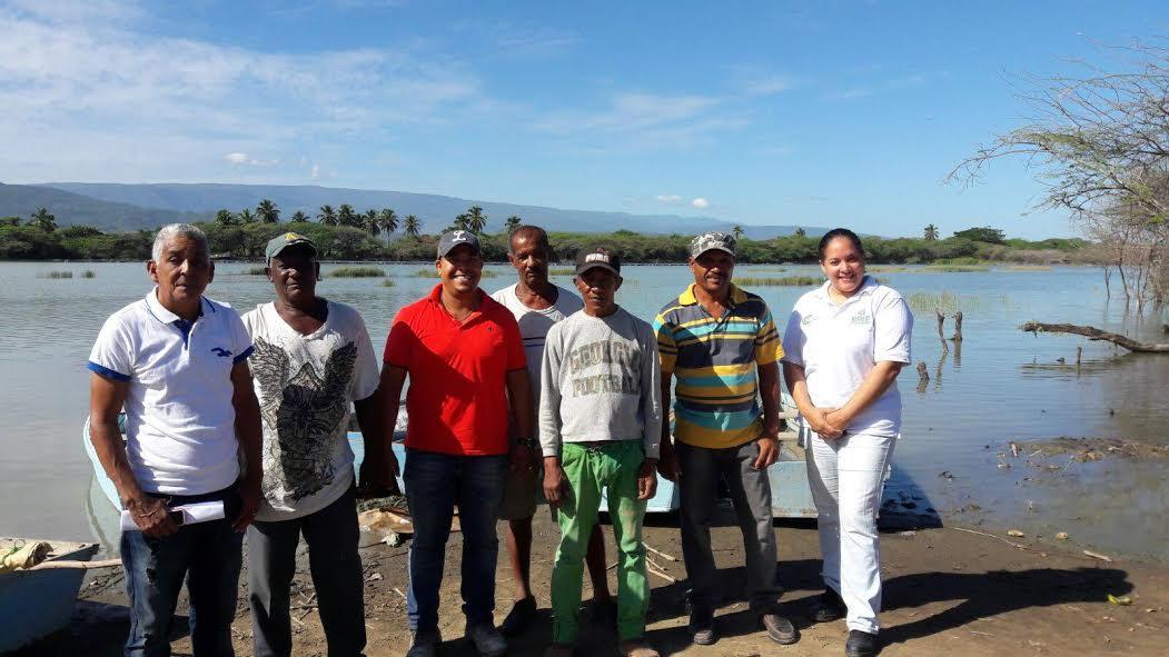 , Khoury Industrial Aporta materiales para adecuación de terrenos de la Laguna de Cabral