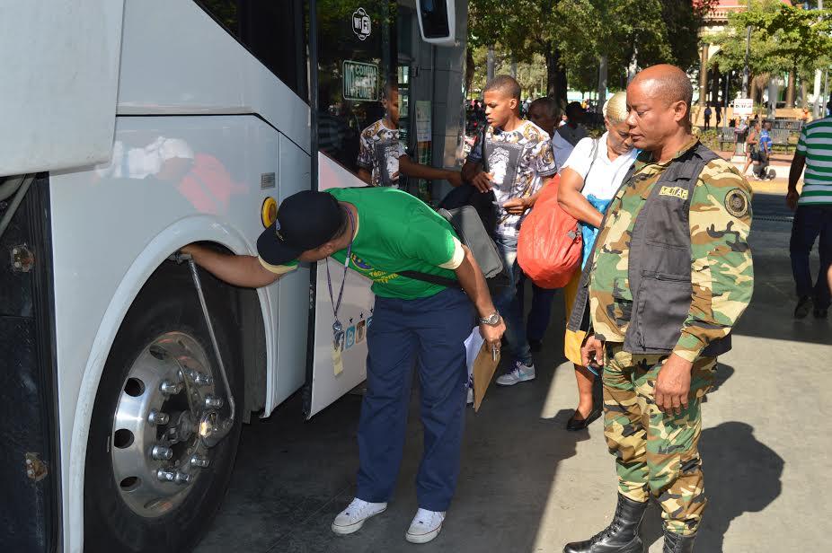 ", OTTT supervisa 550 autobuses en inicio segunda etapa ""Navidad Sin Accidentes 2016"""