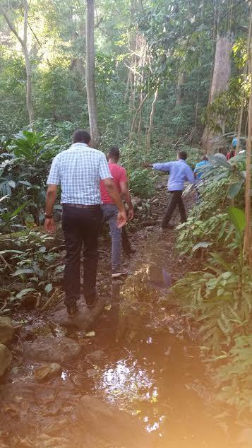 , Autoridades Inspeccionan Ríos y Cavernas en zona costera de Barahona