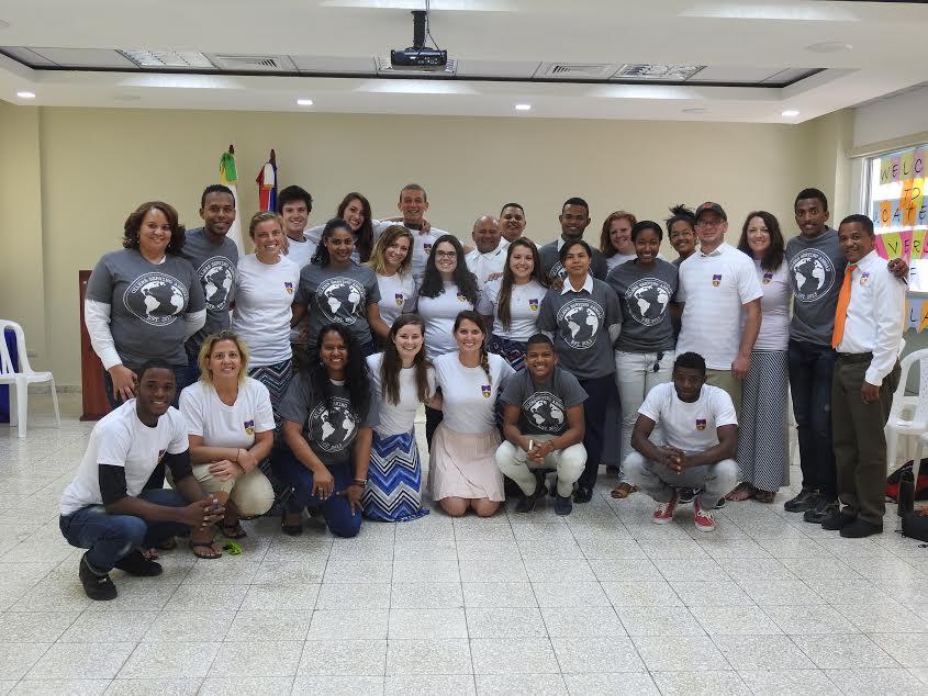 , Universidad de Findlay-EE.UU intercambia experiencia con UCATABA.
