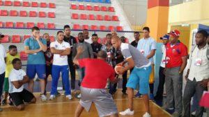 , Realizan Primer Curso Regional de Baloncesto