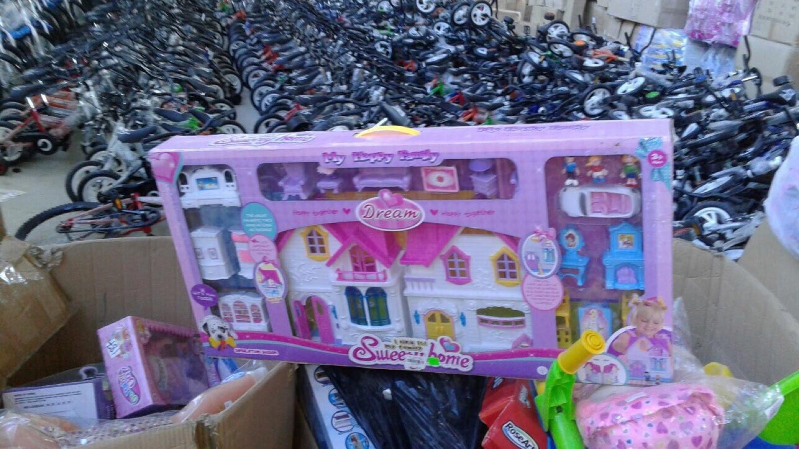 , Más de 300 mil juguetes serán entregados a niños y niñas de familias pobres