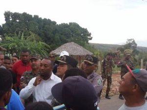 , Reclamos de productores en la Guazara está lleno de ilegalidad