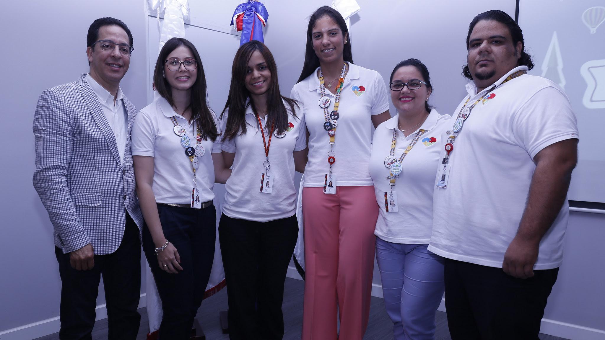 ", Usuarios del CAID participan en charla ""Mi Mundo Asperger"""