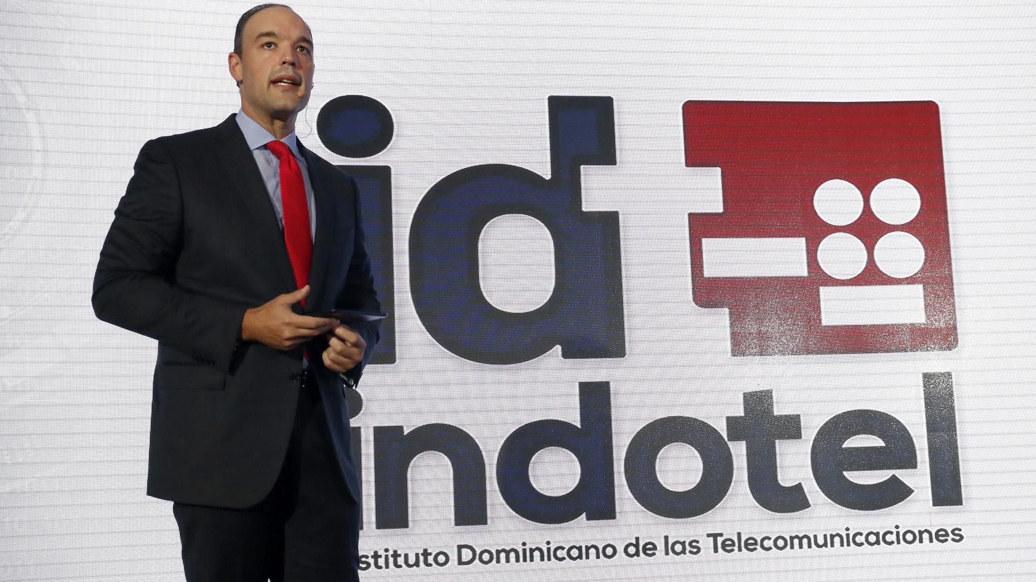 , Indotel cambia imagen institucional y lanza nueva página Web con servicio interactivo