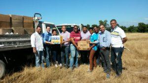 , Consulado Dominicano en Nueva York y la Fundación José del Castillo, entregan donaciones a comunidades afectadas del huracán Matews