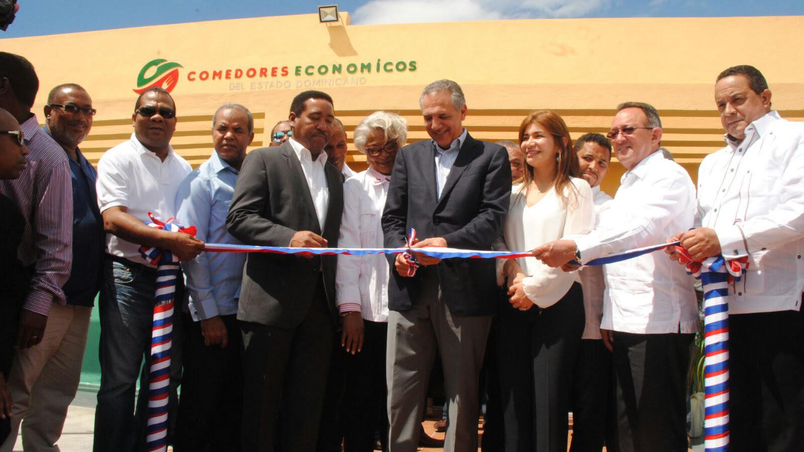 , Gobierno entrega Comedor Económico en Boca de Cachón; garantiza alimentación de la gente