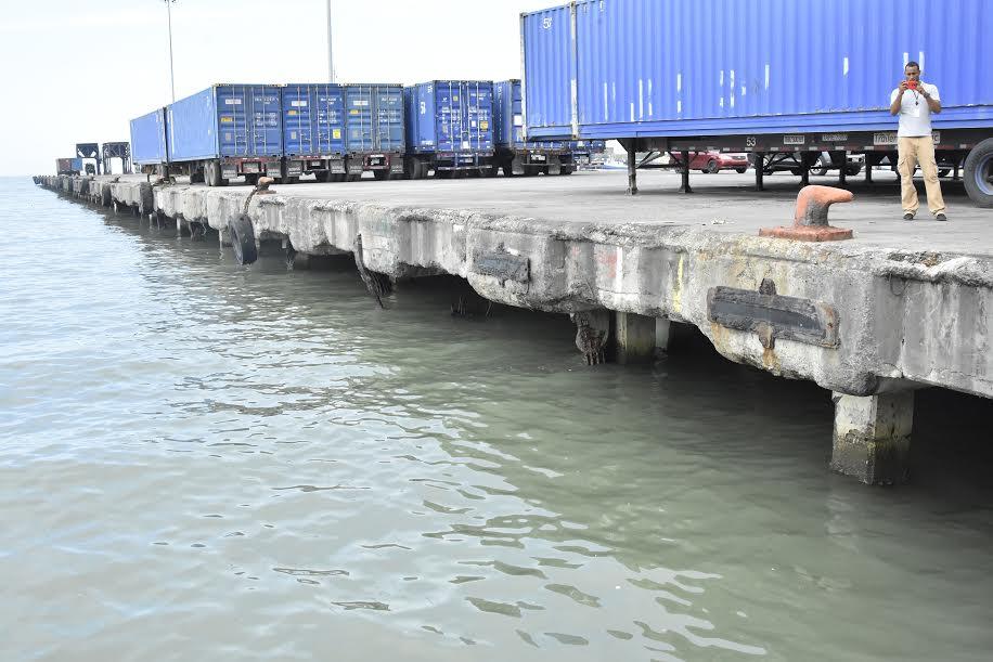 , Autoridad Portuaria informa conclusión dragado del puerto de Puerto Plata