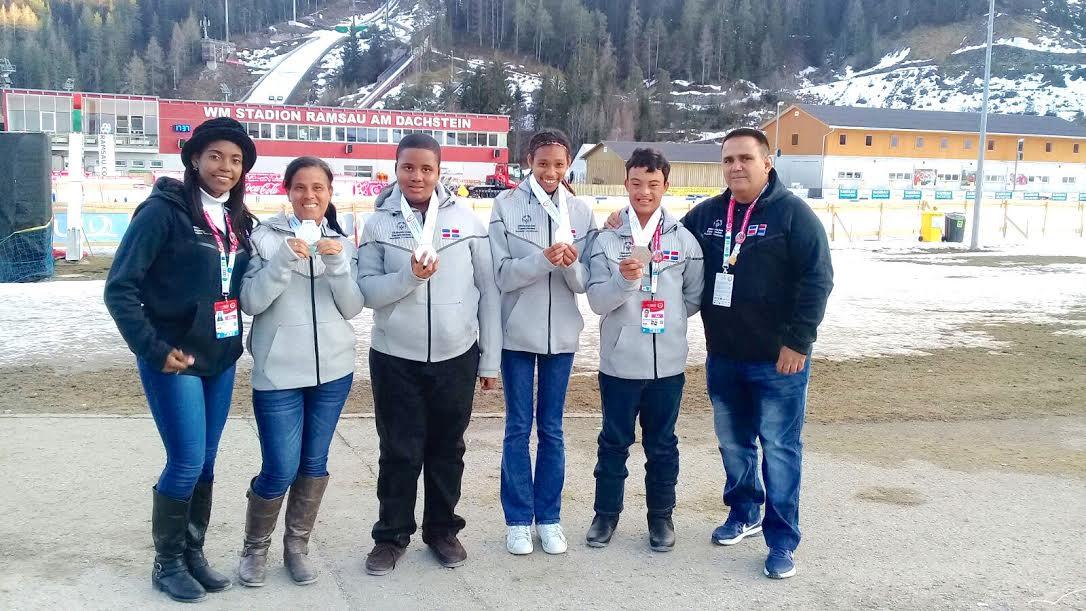 , Dominicana alcanza preseas en Juegos Mundiales de Invierno de Olimpiadas Especiales