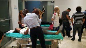 , Olimpiadas  Especiales y  Centro Láser realizan un operativo médico