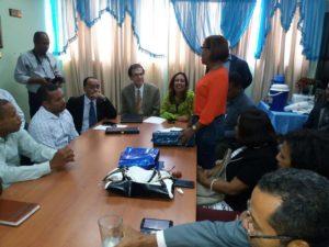 , Posesionan nuevos directores distritales de la Regional 01 de Educación