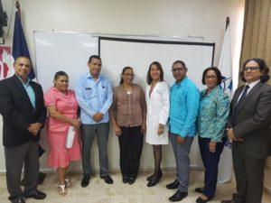 , Juramentan Consejo Administrativo del Hospital SEMMA Santo Domingo