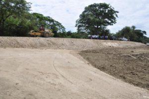 , El INDRHI avanza trabajos de construcción  de obras en provincias del Noroeste