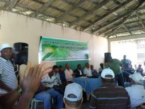 , Asociaciones Campesinas celebran el día del Trabajo en Batey 6