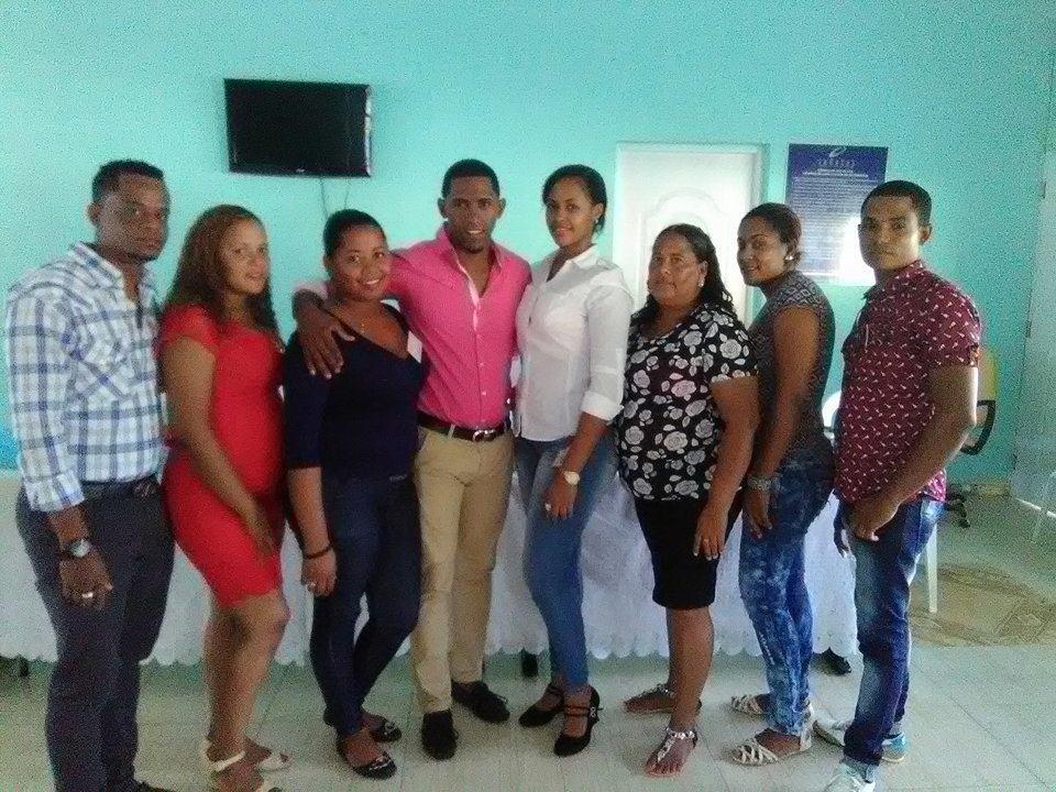 , Juramenta la nueva directiva de la Asociación de Estudiantes Universitarios de este municipio de Las Salinas (ASUSALI).