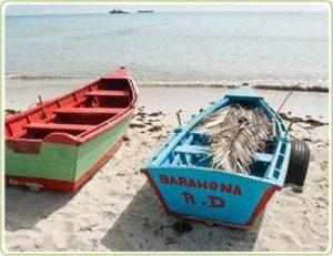 , La pesca en Barahona es una actividad débil