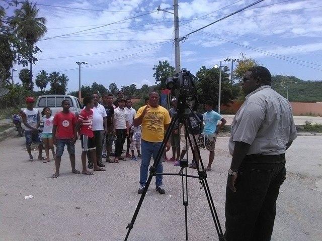 , Regidor de Salinas dice que Cemex Dominicana sólo vende promesas.