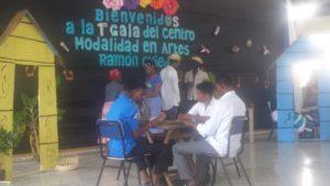 , El arte y la Cultura estuvieron de fiesta en el Liceo Modalidad en Arte,  Maestro Ramón Oviedo