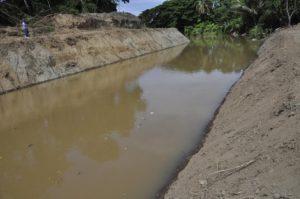 , EL INDRHI entrega rehabilitado el canal Messie Bogaert
