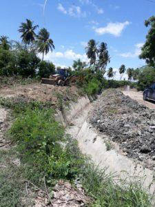 , Distrito de Riego Yaque del Indrhi pone en operaciones canal Vicente Noble Canoa y Uvilla de forma provisional.