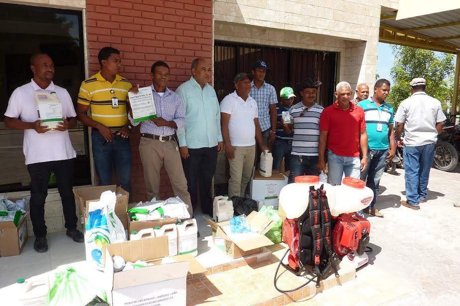 , INUVA entrega productos de insumos por un monto de 249 mil pesos