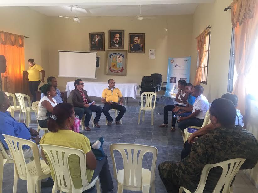 , EDESUR trabaja para mejorar servicio en Jimaní
