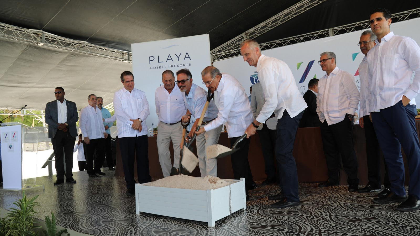 , Inician construcción de dos nuevos hoteles en Cap Cana